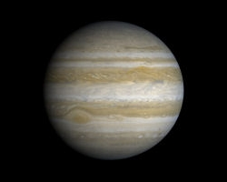 WHAT IS THE POSITION OF THE PLANET JUPITER TODAY IN THE HOROSCOPE ?
