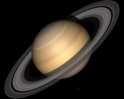 WHAT IS THE POSITION OF THE PLANET SATURN TODAY IN THE HOROSCOPE ?