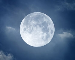 WHAT IS THE POSITION OF THE MOON TODAY IN THE HOROSCOPE ?
